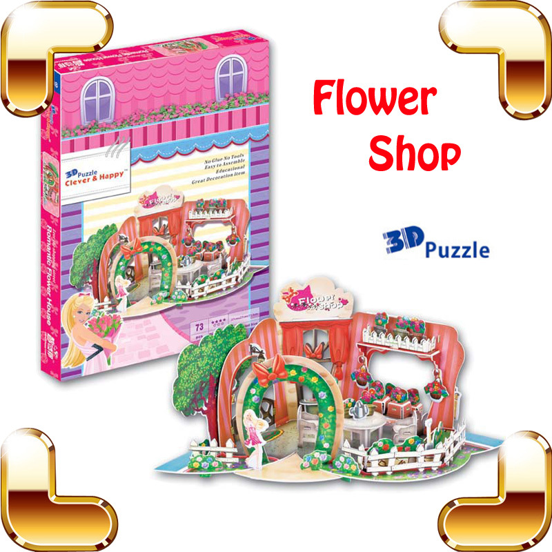Online Buy Wholesale Flower 3d Model From China Flower 3d