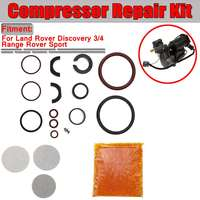 Car Compressor Repair Kit Air Suspension A/C Compressor Repair Kit For Land Rover Discovery 3/4 Range Rover Sport RQG000017