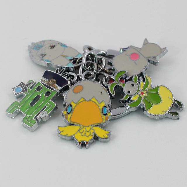 Final Fantasy Chocobo Key Chain