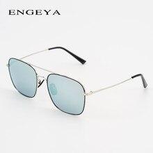 Óculos de sol Dos Homens Polarizados Moda Over sized UV400 Retro Vintage  Oculos de sol Feminino 051aee4b01
