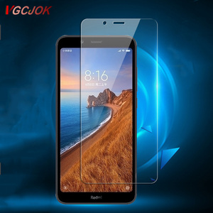 Glass For Xiaomi Redmi 7A 6A 5A K20 S2 Screen Tempered Glass Protector For Redmi Note 7 6 Pro redmi 5 Plus Phone Protective Film(China)