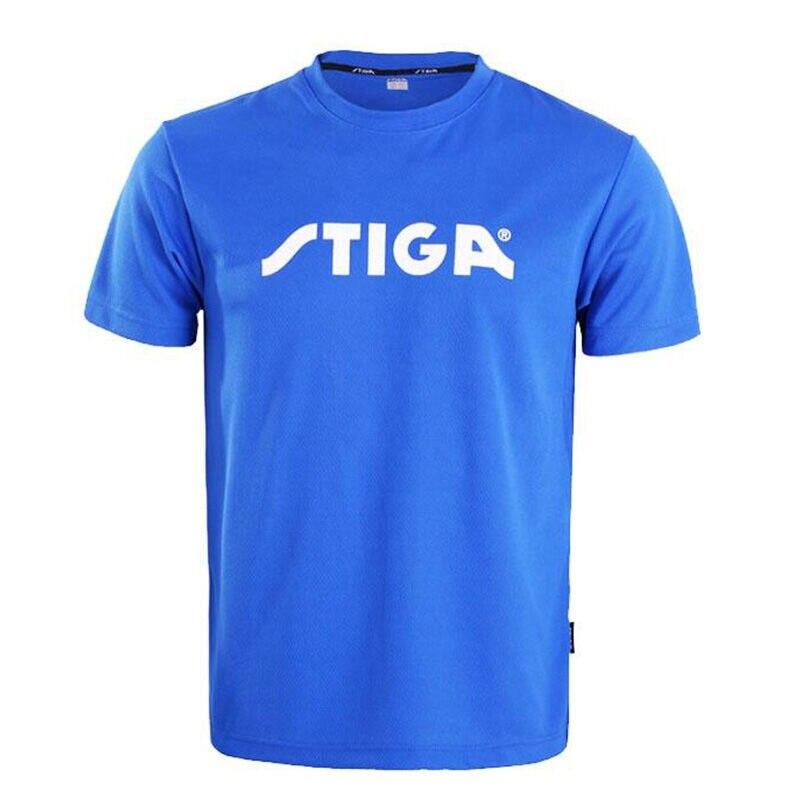 Stiga Table Tennis Shirt Sport Jerseys Badminton Jersey  Tennis Masculino Mujer shorts  Blusas Mujer Sport Jerseys Sport Polo(China)