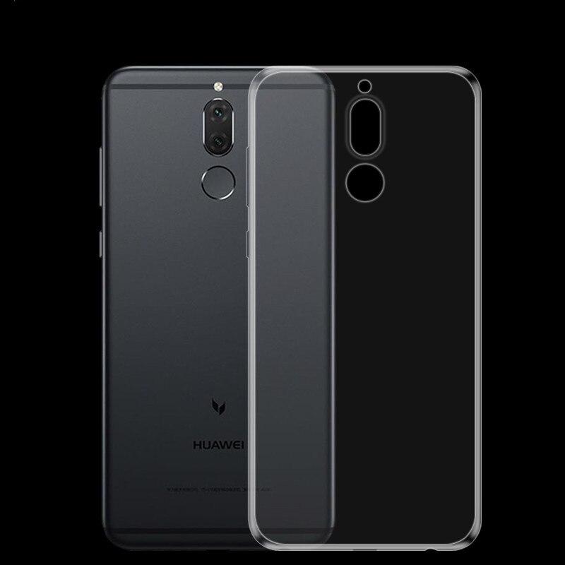 Huawei Mate 10 Lite Case Silicone Protector Transparent Clear Soft TPU Huawei Nova 2I Cover Coque Funda Etui Hoesje Accessories