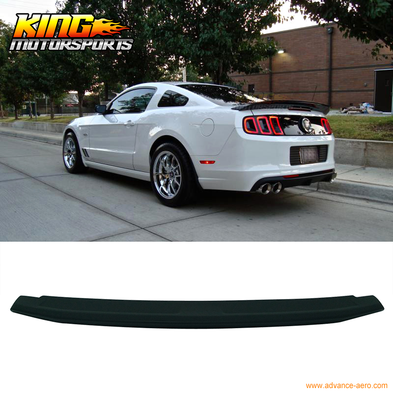 Ford Gt 2014 Price: Fit For 2010 2014 Ford Mustang GT V8 Trunk Spoiler OE