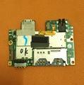 Usado Original mainboard 2G RAM + 16G ROM Motherboard para THL 2015A 5.0 Polegada MTK6735 Quad-Core 1280x720 Frete grátis