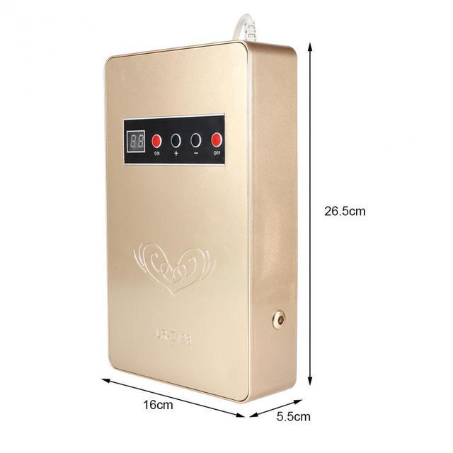 Ozonizzatore Generatore di ozono 600 mg/h Purificatore D'aria Acqua Cibo Sterilizzatore Depurazione del depuratore di Verdura Frutta Preparazione ozonizzatore 2