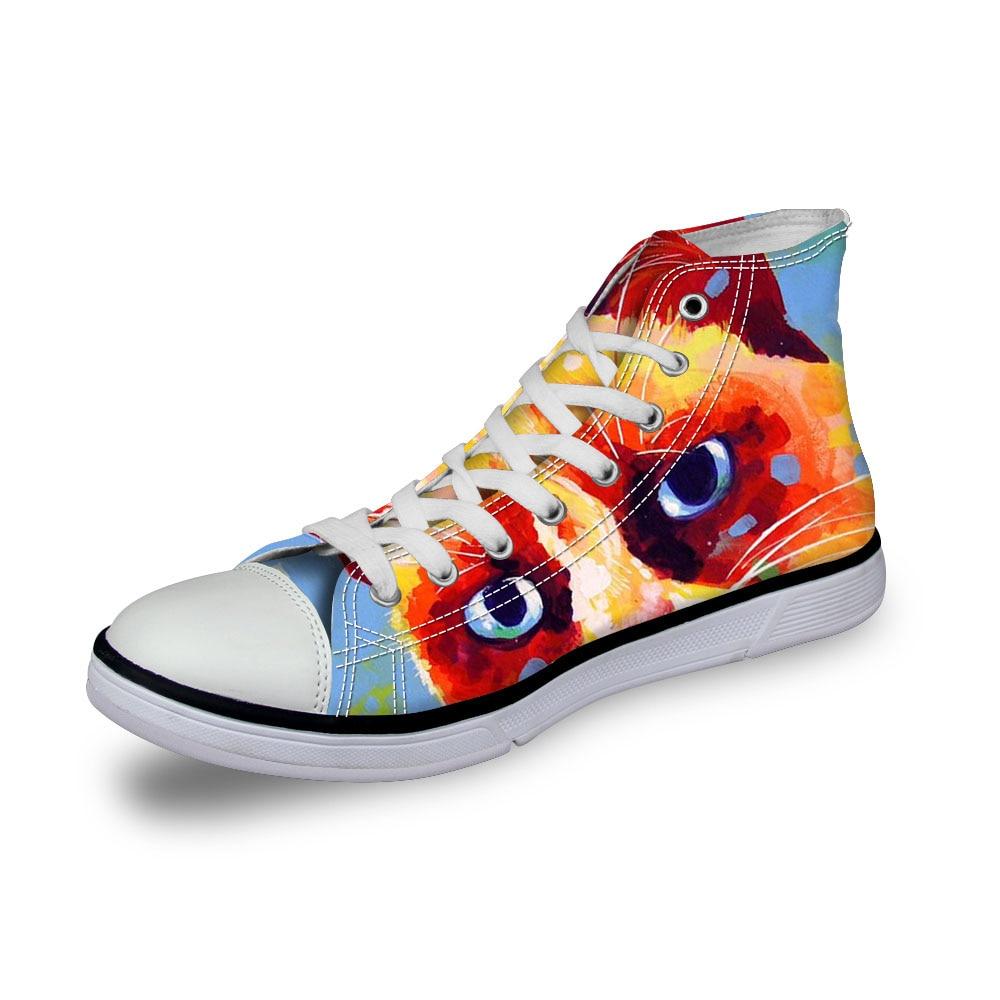 Noisydesigns señoras zapatillas de deporte mujeres 3D oso de - Zapatos de mujer - foto 5