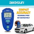 allsun all-sun EM2271 EM2271A Digital Mini Automobile Thickness Gauge Car Paint Tester Thickness Coating Meter Ship From Russia