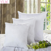 YLW 1PC Square Pillow Inner Home Decor Cushion Filling Pillow Insert Sofa  Pillow Cushion Core(
