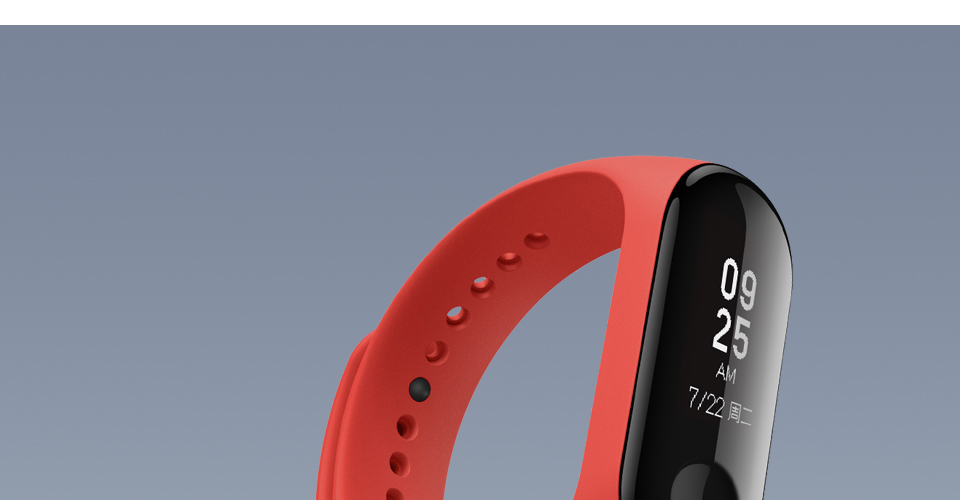 New Original Xiaomi Mi Band 3 Miband 3 Fitness Tracker Heart Rate Monitor  Bluetooth 4 2 For Android IOS Smart Watch Band 2 Strap