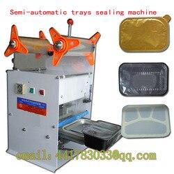 Tofu snack box sealing machine sealing machine plastic film sealig machine sealer trays cup sealing machine.jpg 250x250