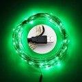5 m 50 Led Luces de Hadas de la Línea de Luces Led String Lights Starry Bzone USB Operado Patio Luces de la Secuencia Para El Hogar decoración