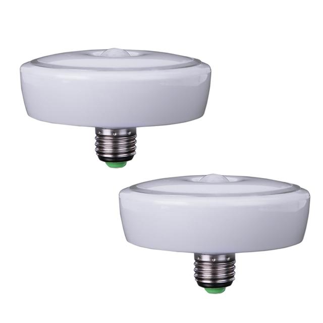 Aliexpress.com : Buy PIR Motion Sensor Lamp E27 AC85~265V Led Bulb ...