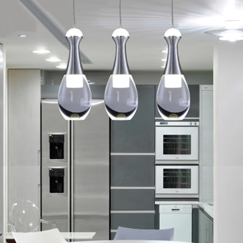 Modern LED Crystal Pendant Lamp Simple Acryl High-end Restaurant Ceiling Lamp Fixture Bar Living Room Indoor Bottle Lighting z modern european restaurant crystal pendant light luxury e27 led hall lamp art creative bedroom living room indoor lighting