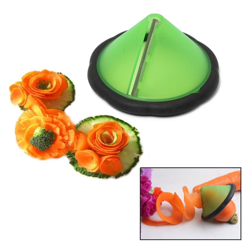 creative kitchen gadgets vegetable spiralizer slicer tool/ kitchen accessories c