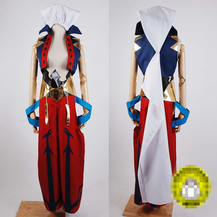 Romani Archaman Fate/Grand Order Game Cosplay  Dr. Romani cosplay costume doctor suit cosplay