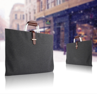 Imitation Leather Laptop Sleeve 14 Inch Men S Bag Case Ultrabook Notebook Handbag For 14 Inch