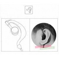 לקבלת baofeng bf 888s איכות גבוהה אפרכסת Headset לקבלת מכשיר הקשר לקבלת Baofeng BF-888S UV-5R א ב ג ד ה Kenwood Retevis TYT HYT Beifeng Quansheng (2)
