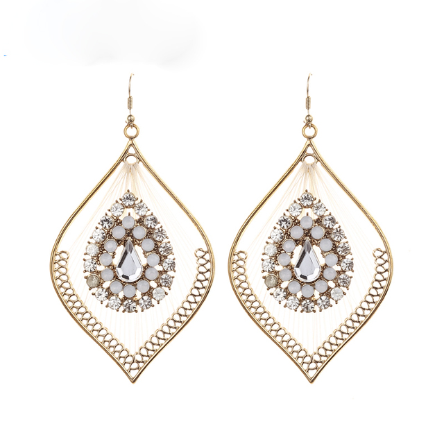 Beautiful Costume Earring Models Jewelry Large Earrings Women