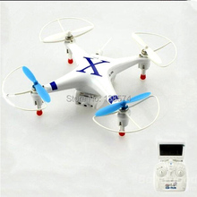 Cheerson CX-30S FPV 2.4G 4CH 6 axis RC Quadcopter Drone Dengan Monitor RTF