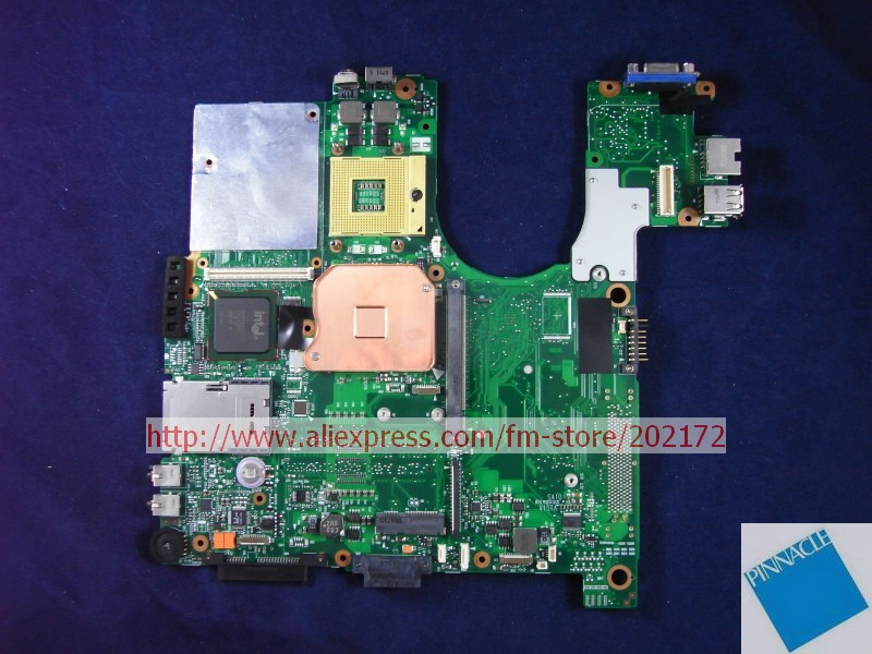 V000068860 MOTHERBOARD FOR TOSHIBA Satellite A100 A110 6050A2101801 TESTED GOOD nokotion sps v000198120 for toshiba satellite a500 a505 motherboard intel gm45 ddr2 6050a2323101 mb a01