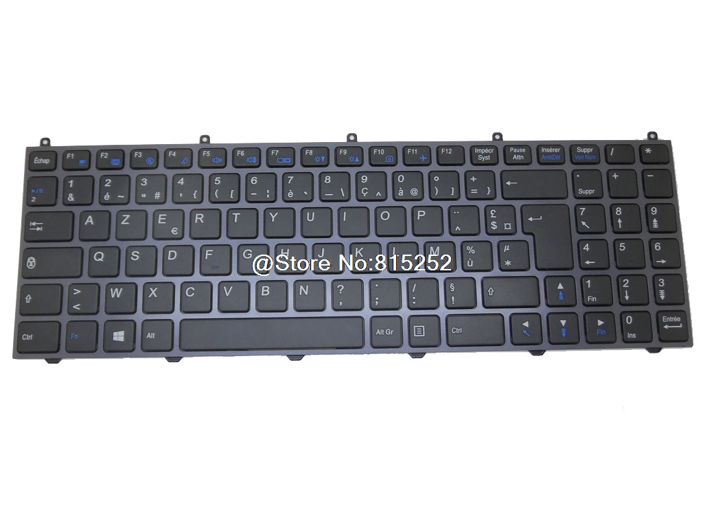 Laptop Keyboard For Gigabyte P2742G-CF1 CF2 P27G P27K-CF1 CF2 Q2550M Q2552M Q2756N V2 France/Greece/Portugal/Japan/Latin America new notebook laptop keyboard for panasonic toughbook cf y7 cf y8 cf y9 keyboard japanese jp layout