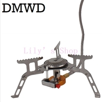 New High Quality Strong Split Burner Outdoor Stove Camping Stove Fire Prevention Ethos Electronic Ignition