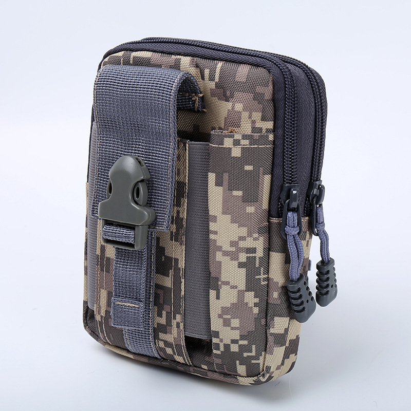 JUFIT Waterproof Men 39 s Running Pockets Oxford Pockets Military Package Kits Small Running Bags in Running Bags from Sports amp Entertainment