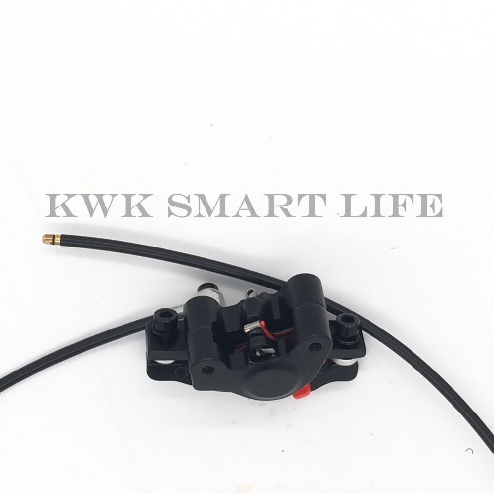 Disc Brake Device For Wolf Warrior Electric Scooter-in Scooter Parts & Accessories from Sports & Entertainment    2
