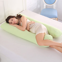 Pregnancy Pillow Bedding Full Body Pillow for Pregnant Women Comfortable U-Shape Cushion Long Side Sleeping Maternity Pillows недорого