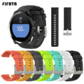 Сменный силиконовый ремешок FIFATA для наручных часов Suunto 9/9 Brao/D5/D5I/Suunto Spartan Sport наручные часы HR Baro Смарт-часы