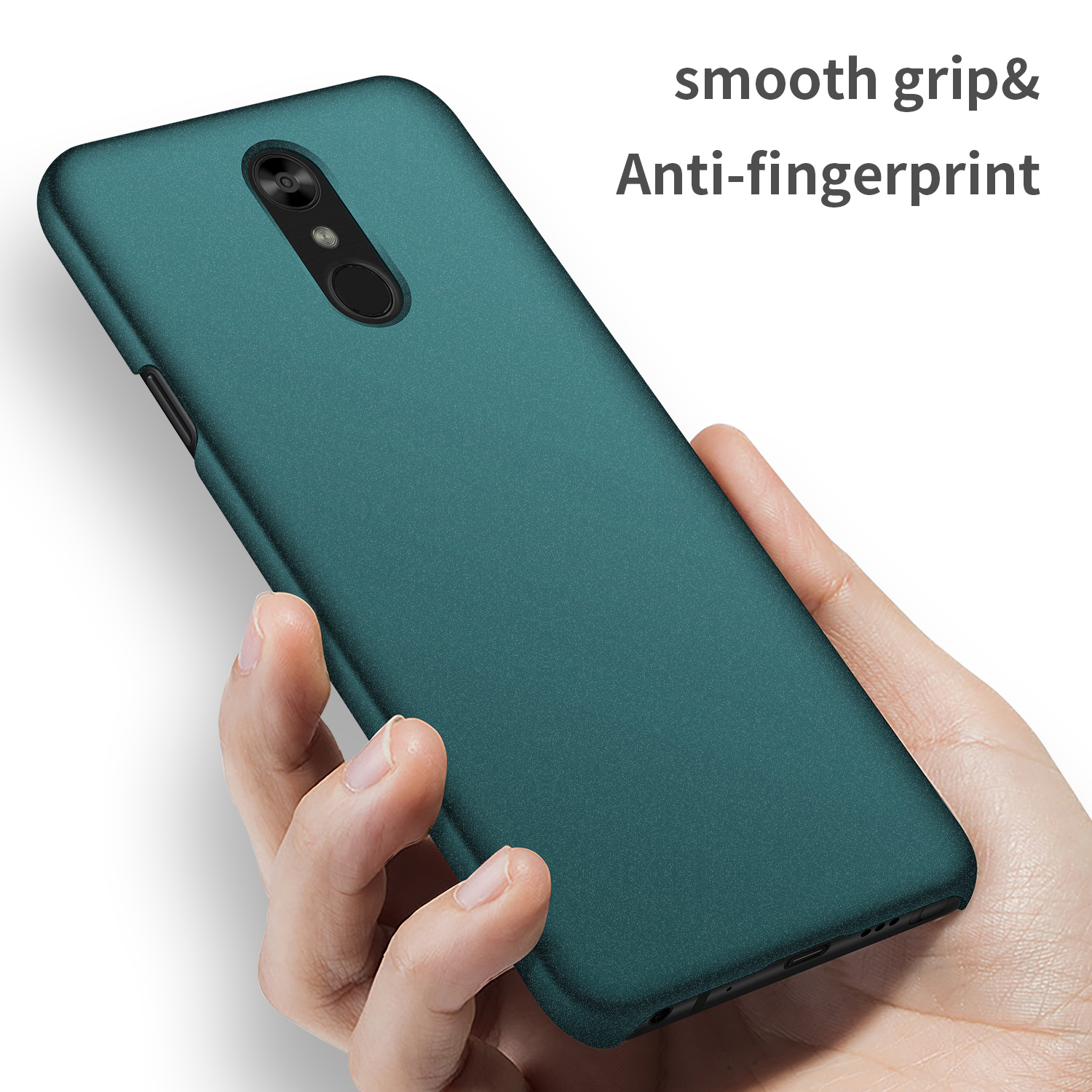 US $4 5 6% OFF For LG Stylo 4 Case High quality Hard PC Slim Matte Skin  Protective Back cover case for LG Stylo 4 full cover phone shell-in Fitted