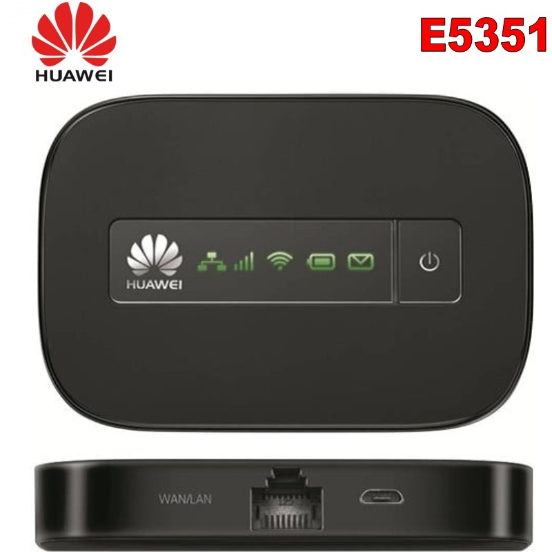 Huawei E5351 E5351s 2 E5 LAN мобильный WiFi точка доступа 3G/4G роутеры      АлиЭкспресс