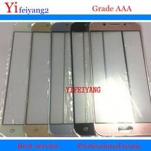 10 chiếc OEM chất lượng Cảm Ứng Màn Hình Mặt Trước Kính Bên Ngoài Ống Kính Dành Cho Samsung Galaxy Samsung Galaxy J3 J5 J7 2017 PRO j330 J530 J730 Bảng điều khiển