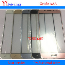 10pcs OEM A quality Touch Screen LCD Front Outer Glass Lens For Samsung Galaxy J3 J5 J7 2017 Pro J330 J530 J730 panel