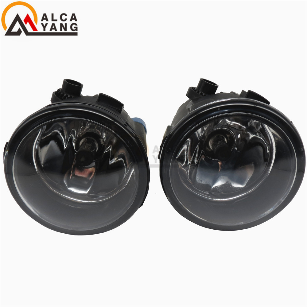 1set Car styling Beautiful decoration Refit Fog lights halogen lamps Devil Eyes 26150-8990B For NISSAN Murano Z51 2007-2014
