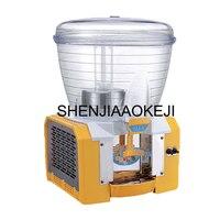 Commercial Cold Drink dispenser 30L Round Cylinder Juicer single cylinder beverage machine Spraying Juice container PL-130A 220V