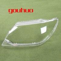 For MITSUBISHI Outlander 04 06 Headlight Cover Lamp Shade Headlights Shell Lampshade Headlamp Glass Headlight Lens