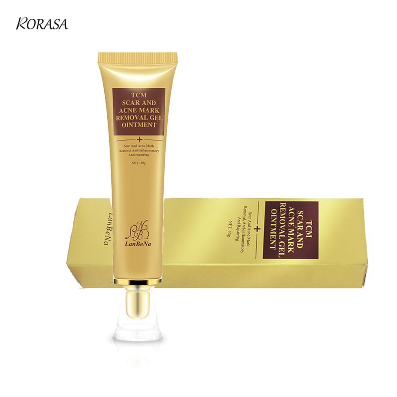 LANBENA Acne Scar Cream Ginseng Essence Anti Acne Remover Cream Face Care Makeup Spots Stretch Marks Remove Scar Product 10