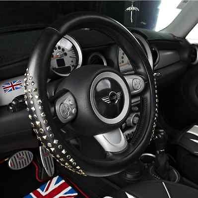 ORANGE STITCH REAL SUEDE MANUAL GEAR GAITER FOR BMW MINI COOPER R55 R56 R57
