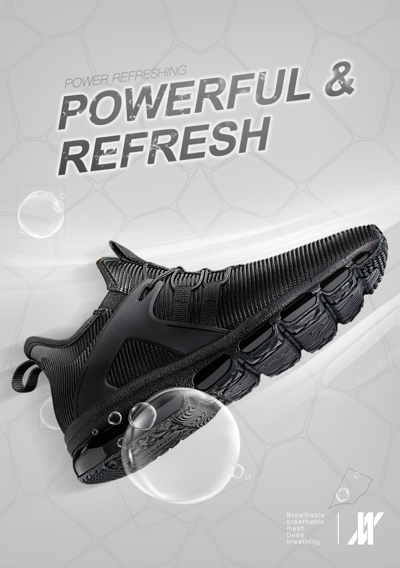 Men Running Shoes Sports Sneakers Outdoor Jogging Shoes Air Cushion Sneakers for Walking training Tennis badminton