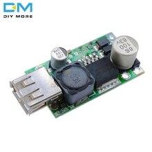 LM2596 HV LM2596HV 5V DC-DC Step Down Buck Converter Diy Electronic PCB Board 9V 12V 24V 36V 48V to 5V 3A USB Charger Module