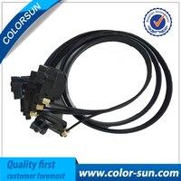 Ink Filtering Damper With Pipeline For Epson R330 R290 T50 L800 UV Flatbed Printer