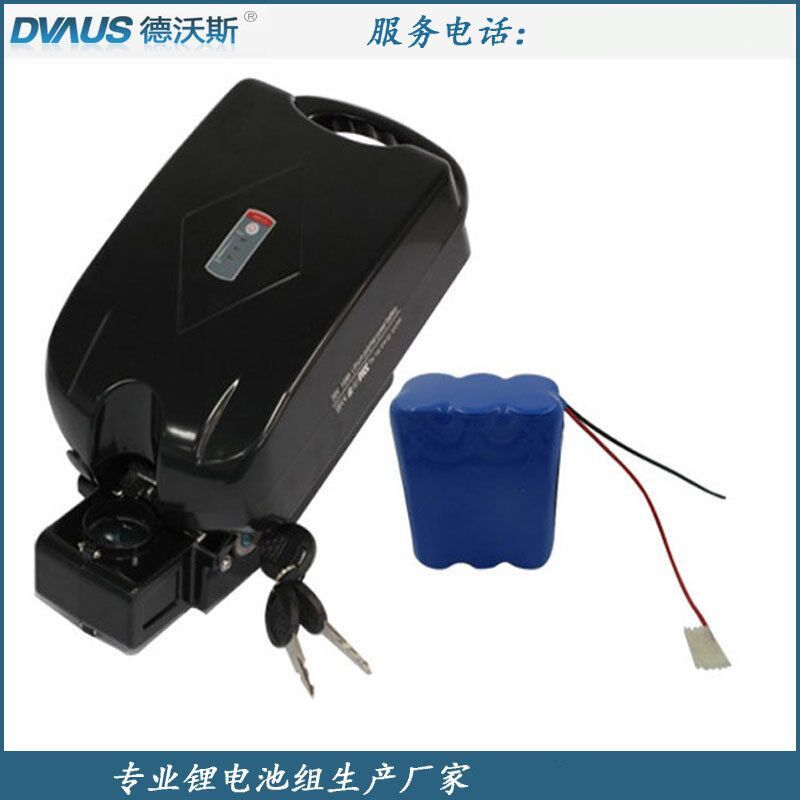 High quality 36V 8AH Lithium ion li ion Rechargeable Battery with 15A BMS 2A charger for 36V Electric Bicycles Power Bank - 4