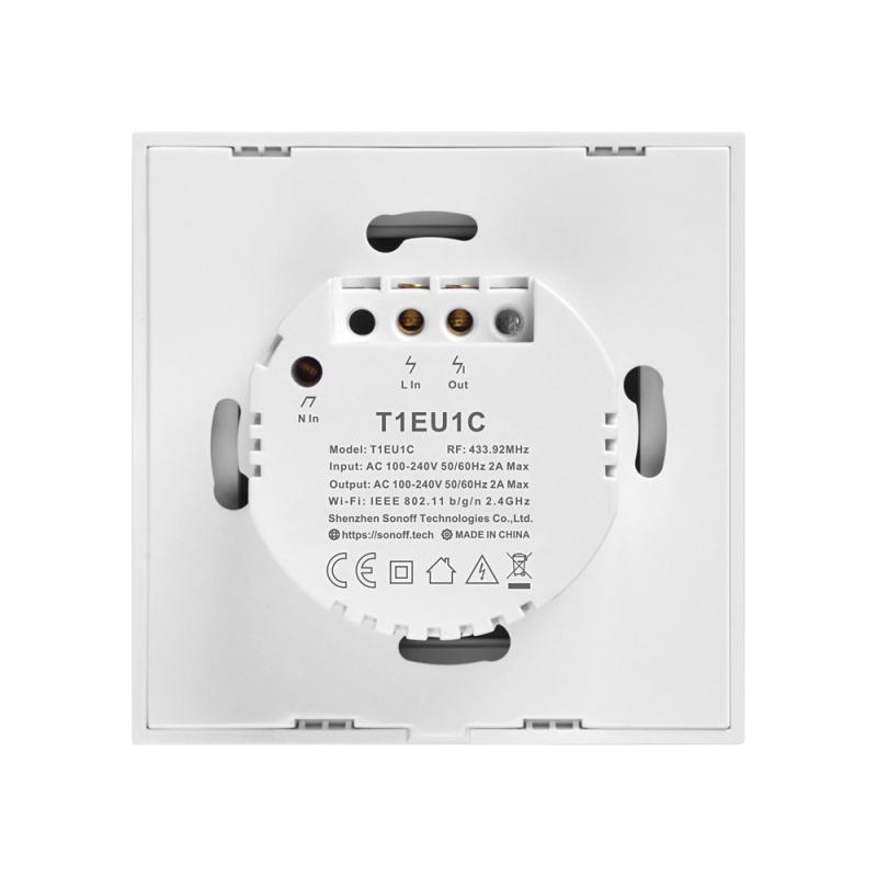 HTB1jQAHXAL0gK0jSZFxq6xWHVXaW - Sonoff T1 TX Smart Switch with 1/2/3 Gangs WiFi Panel Switch for Google Home Alexa Home Automation Smart Home Wifi Sensor EU&UK