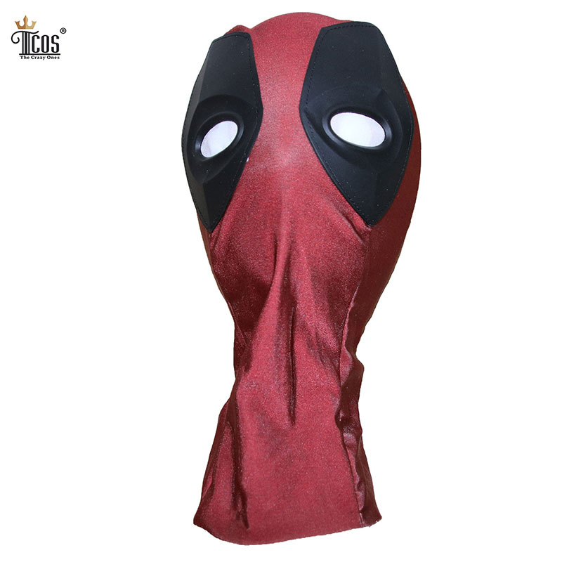 Deadpool Cosplay Costume Mask Adult Halloween Party Adult 3D - Disfraces