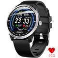 Умные часы с поддержкой измерения показателей ЭКГ PPG для женщин и мужчин фитнес-трекер монитор сердечного ритма спортивные умные часы для б...
