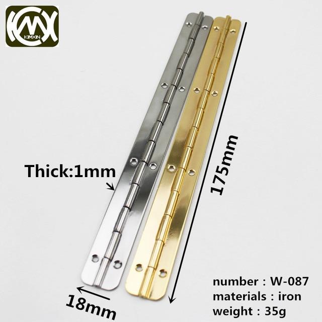18*175mm 10 stück 180 Grad Metall Scharniere für küchenschränke ...