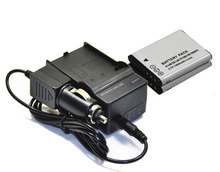 Free Shipping new 2pcs DB-L80 Battery AND Charger for VPC-X1200 X1220 X1420 CA100 DMX-CG110 digital camera