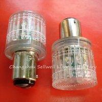 무료 배송 좋은! led 라이트 램프 24 v ba15d a661